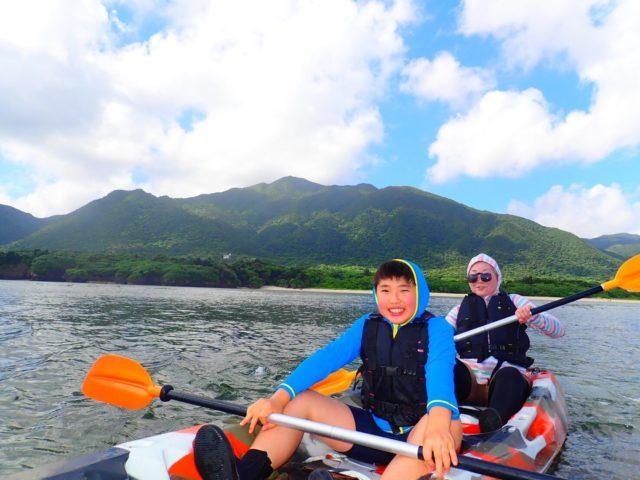 石垣島 青の洞窟 米原ビーチ カヌー カヤック 画像