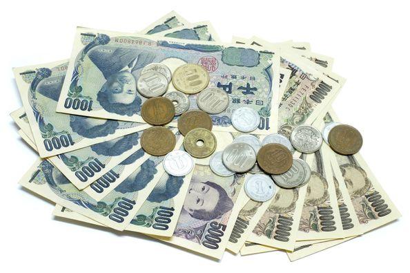 現金の写真